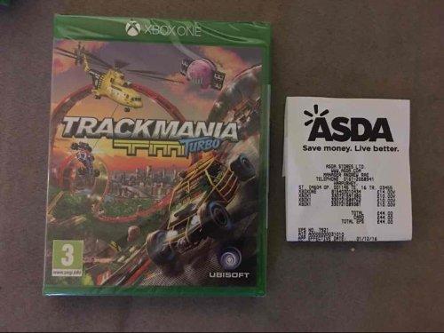 Trackmania Turbo Xbox One £10 instore @ ASDA instore