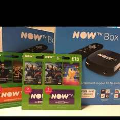 NOW TV DEAL - 2 x Sky Now TV boxes + 6months movies & 6 months entertainment - £35 @ Currys