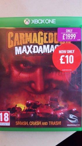 Carmagedon Xbox One -New @ Game - £10