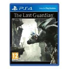 The last guardian PS4 £30 @ Tesco direct
