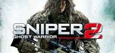 Sniper: Ghost Warrior 2 - 69p @ Steam