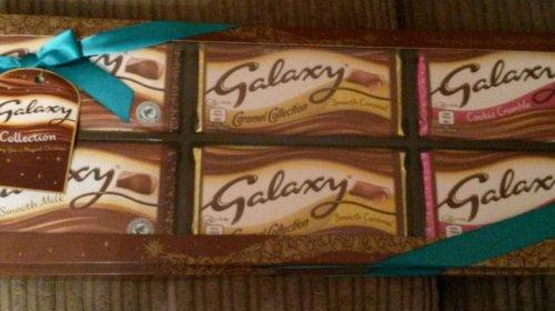 Galaxy collection - £3.50 @ Tesco