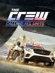 The Crew - Calling All Units Expansion (uPlay) £11.96 (Using Code) @ Greenman Gaming (Includes Free Game)