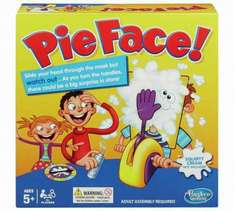 pieface  £12.99 in store and online @Argos