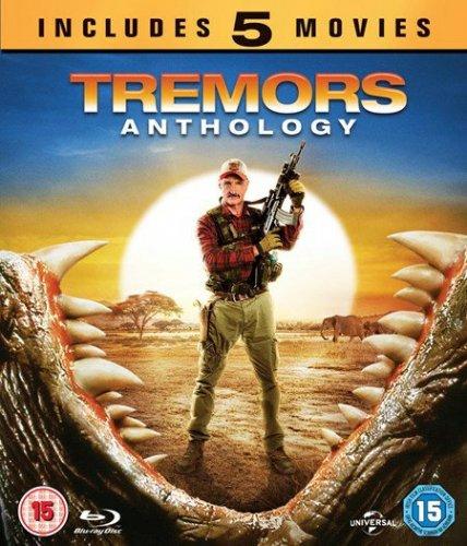 Tremors Anthology 1-5 yes 5! Blu Ray box set £11.70 @ Zoom