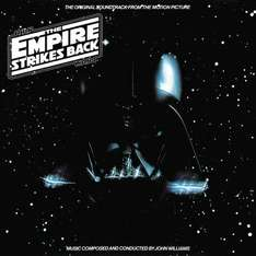 Empire Strikes Back OST Vinyl £11.99 @ HMV