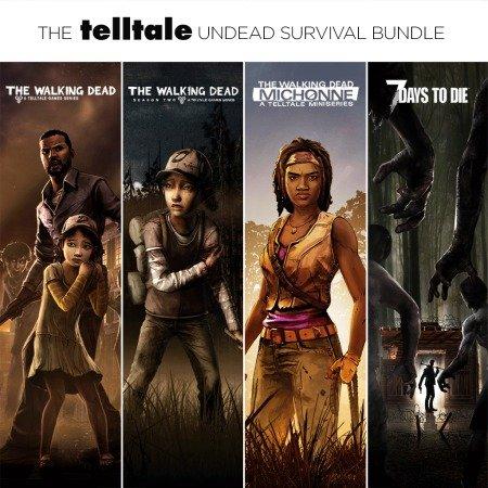 [PS4] The Telltale Undead Survival Bundle-£11.05 (PS Store Canada)