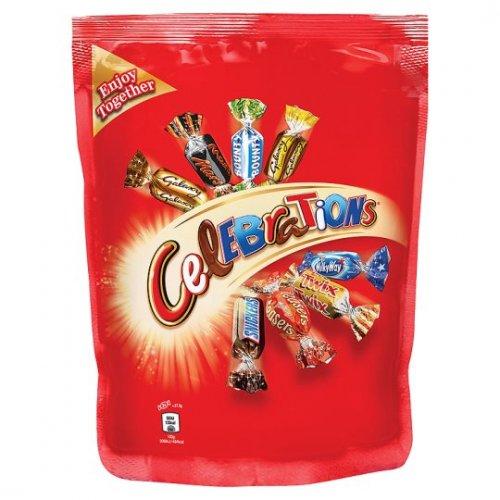 Celebrations chocolates 490g bags £1.50 @ Tesco instore Newmarket