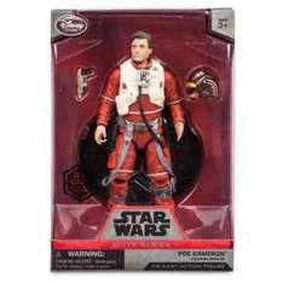 Star Wars Elite Series Poe Dameron £11.45 delivered @ Disney Store