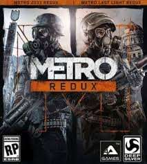 Metro Redux Bundle £4.99 @ Steam (£2.99 Each)