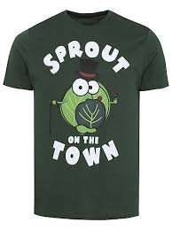 Sprout on the Town T-Shirt Now Just £3 @ Asda (Others Also Discounted)