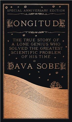 Longitude by Dava Sobel - Kindle ebook