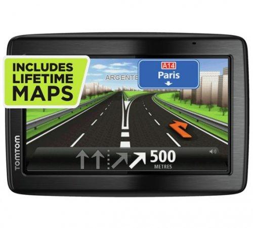 TomTom Via 135 5 Inch Full Europe Lifetime Maps & Bluetooth (339/0470) £79.99 @ Argos