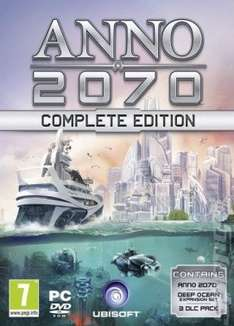 Anno 2070 Complete (Uplay) £3.45 @ Instant Gaming