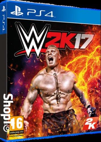 WWE 2K17 Inc Goldberg DLC (PS4/XO) £29.86 Delivered @ Shopto
