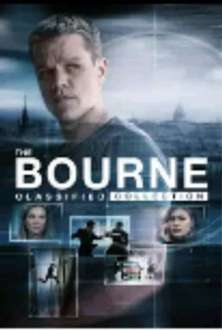 Jason Bourne Classified Collection HD All 5 films for £9.49 on Google Play Movies with voucher
