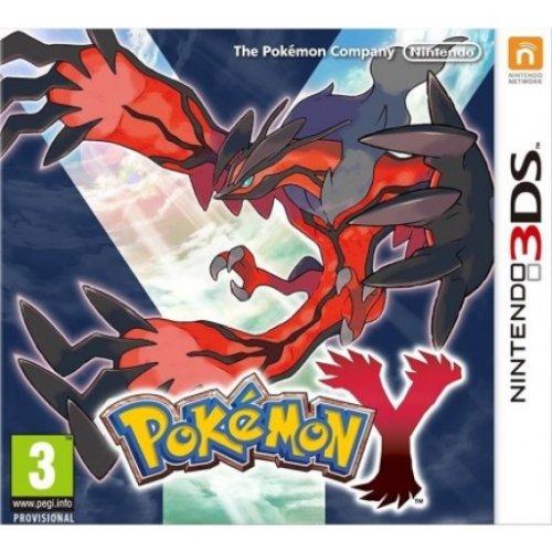 Pokemon Y/ Pokemon X 3DS @TheGameCollection