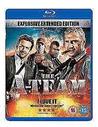 The A-Team: Explosive Extended Edition (Blu Ray) £2.20 @ eBay/mediasolutions09