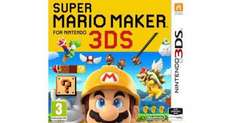 Super mario maker (3DS) £24.95 @ the game collection