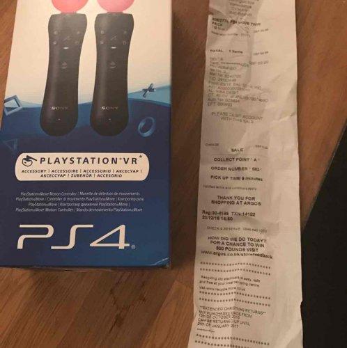 PlayStation Move 69 @ Argos