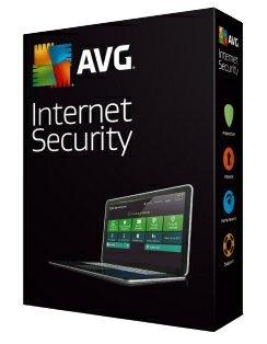 Free AVG internet security (antivirus) license for 1 year..