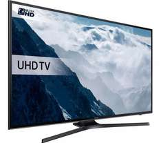 "SAMSUNG UE70KU6000 Smart 4K Ultra HD HDR 70"" LED TV at Currys for £1299"