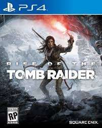 Rise of the Tomb Raider PS4 - £15 @ Morrisons - Chorley