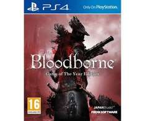 Bloodborne GOTY Edition £12.02 (via PSN Canada) -full instructions included-