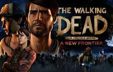 The Walking Dead: A new frontier £16.28 @ Wingamestore (possibly £15.47 with code)