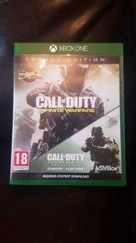 Infinite warfare legacy edition xbox/ps4 £44.99 Argos