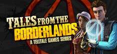 Tales from the Borderlands £4.74 (Steam) (75% off)