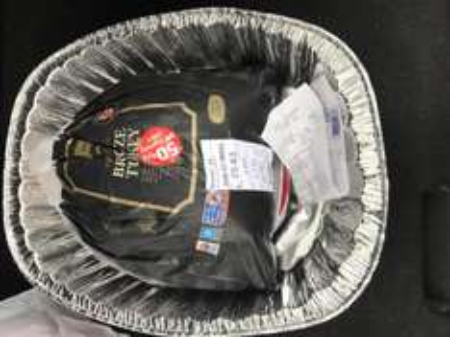 Aldi have reduced their turkeys to 50% off