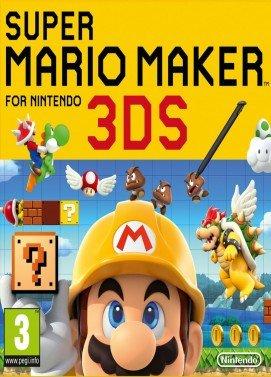 Super Mario Maker 3DS Download - £26.49 @ press-start.com