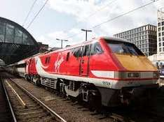 5x Nectar points when booking Virgin East Coast Train travel