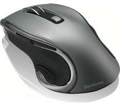 Sandstrom Wireless Blue Trace Mouse with Turbo Scroll (50% off) - £17.50 @ Currys