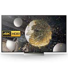 """Sony Bravia 55XD9305 LED Premium HDR 4K Ultra HD 3D Android TV, 55"""" With Youview/Freeview HD, Playstation Now & Floating Style Design £1299 @ John Lewis"""