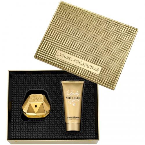 Paco Rabanne Lady Million 50ml Eau de Parfum Fragrance Gift Set £36.20 @ John Lewis online