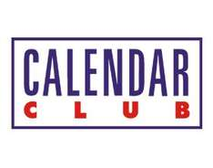 Calendar Club40% off SALE & FREE Delivery Code T1032
