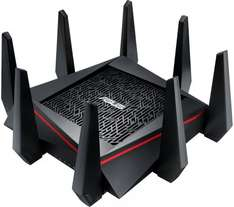 ASUS RT-AC5300 Wireless Cable & Fibre Router @ Currys for £279.99