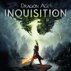 Dragonage Inquisition Deluxe Bundle (and add ons) £6.39 from PS Store