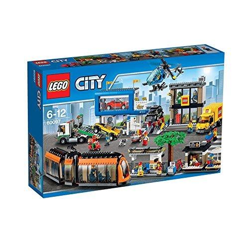 Lego 60097 City Town Square £96 - Multi-Coloured Free Del Amazon