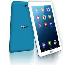 Acer Iconia One 7 Inch 16GB Tablet £49.99 WAS £69.99 ARGOS 2 COLOURS (FREE C&C)