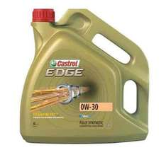 Castrol Edge 0w30 4ltr £31.11 with code. inc free delivery at Carparts4less