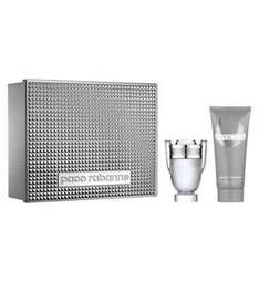 Paco Rabanne Invictus 50ml gift set. Now £28.00. Was £42.00. Save £14.00.
