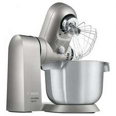 Bosch Stand Mixer Silver £199.99 WAS £499.99!!! JOHN LEWIS 2 YEAR GUARANTEE (FREE DELIVERY)