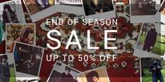 Pretty Green Winter Sale up to 50% off