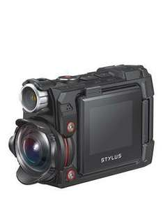 OlympusTG Tracker 4K Action Cam£149.99 + £3.95 delivery @ very