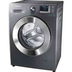 Samsung F500 EcoBubble WF80F5E5U4X A+++ 8kg 1400 Spin Washing Machine in Graphite Silver with FREE CONNECTION & REMOVAL OF OLD MACHINE! £349.99 @ Co-op Electrical