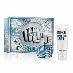 Diesel Only the Brave Eau de Toilette 50ml Gift Set £25 @ superdrug