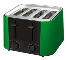 Prestige Daytona Green 4 Slice Toaster £15 - Dunelm Mill - Instore Only